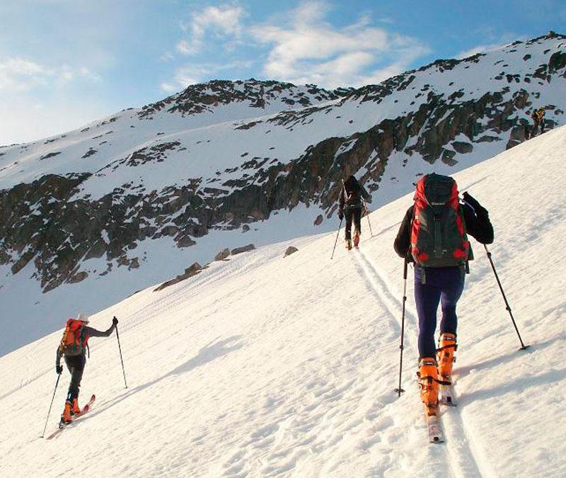 On practicar esquí de muntanya a prop de Barcelona?