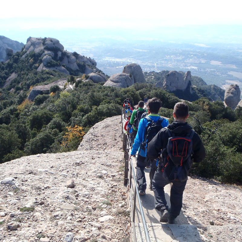 Activitats de senderisme Catalunya i Andorra